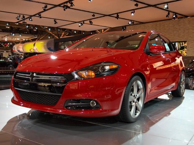 Nuova Dodge Dart 2012