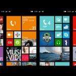 Mattonelle Windows Phone 8