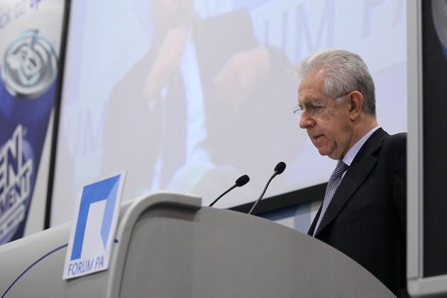 Mario Monti Spread Btp-Bund