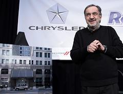 Sergio Marchionne Amministratore Delegato Chrysler