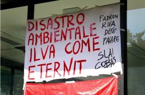 Ilva Taranto Disastro