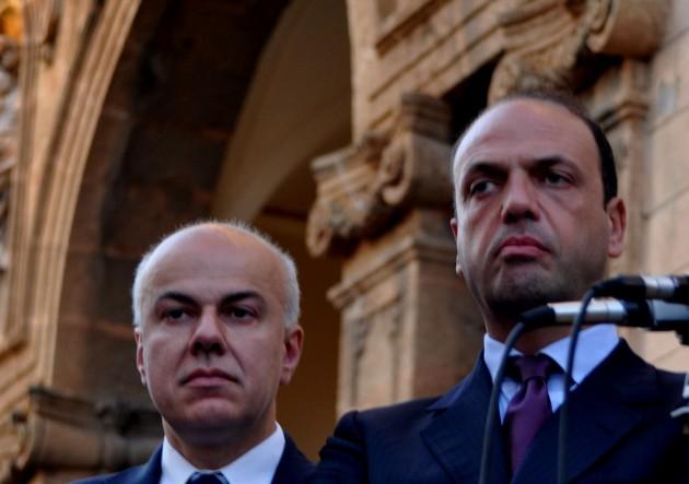 Angelino Alfano Candidato Premier Pdl