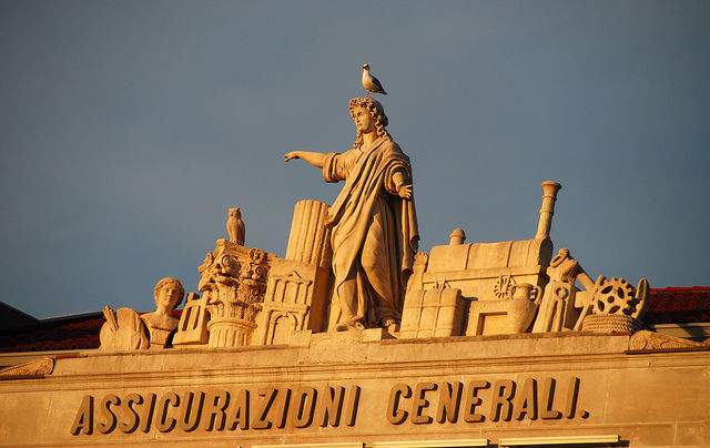 Assicurazioni Generali Dividendi sui Titoli di Stato Italiani