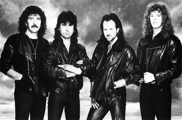 Black Sabbath 1989