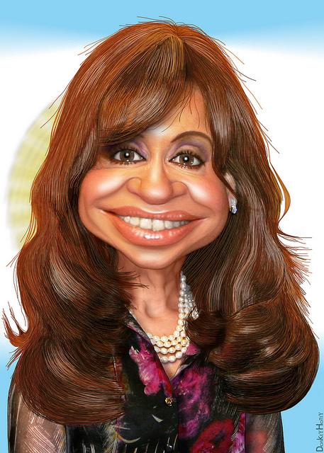 Cristina Kirchner Presidente Argentina