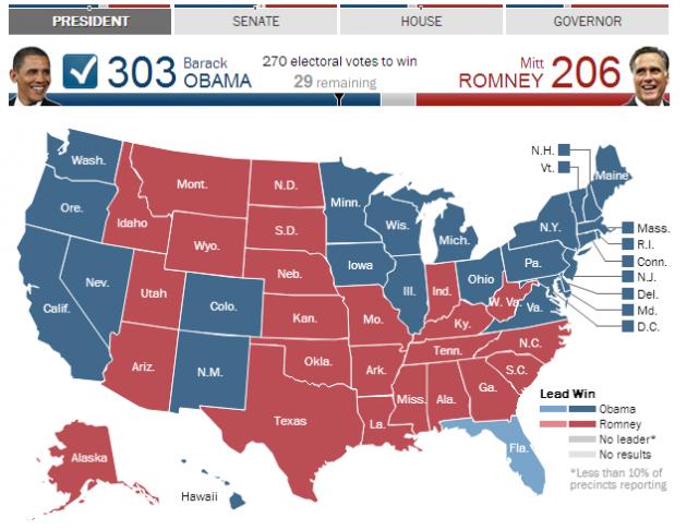Elezioni Usa Risultato