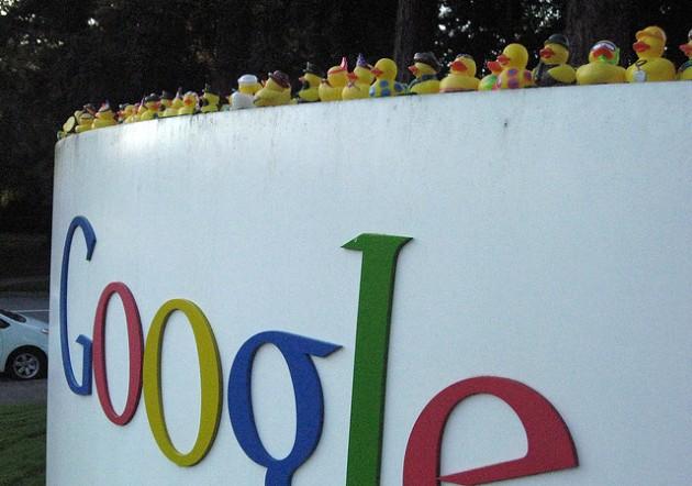 Google Concorrenza Social Media