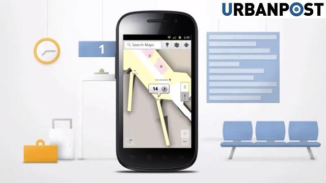 Le Mappe Interne di Google