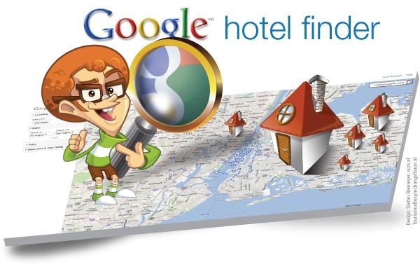 Trova Hotel con Google Finder