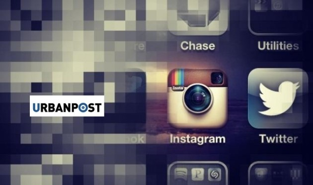 Social Network Instagram e Twitter