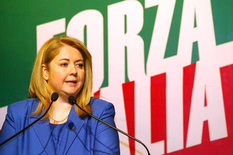 Isabella Bertolini Fonda Italia Libera