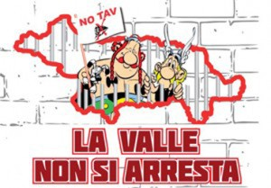 No tav sgombero Chiomonte 29 Novembre 2012