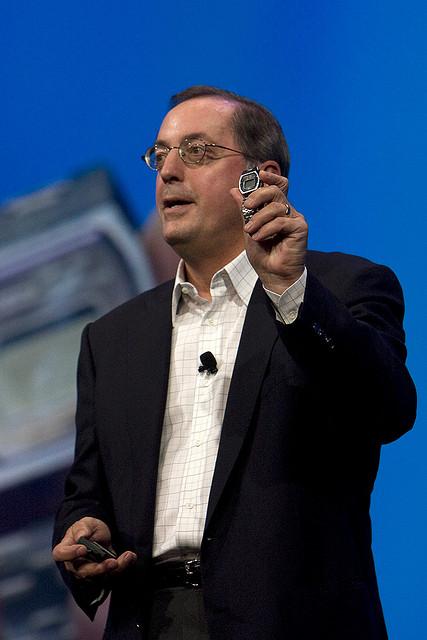 Paul Otellini Intel Dimissioni