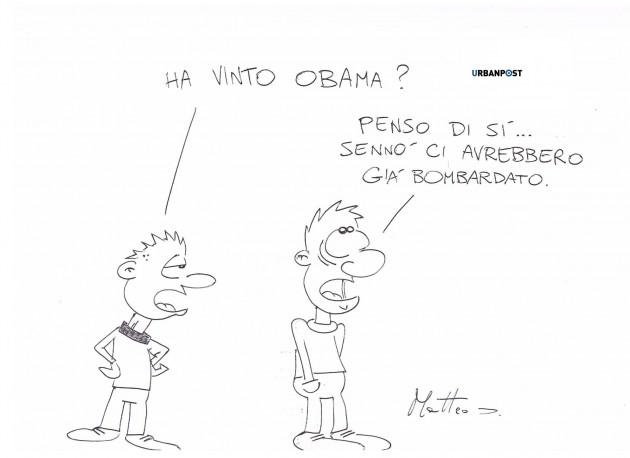 Vignetta Elezioni Americane