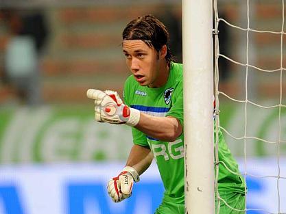 Vincenzo Fiorillo Sampdoria