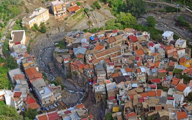 Alluvione Messina 2009