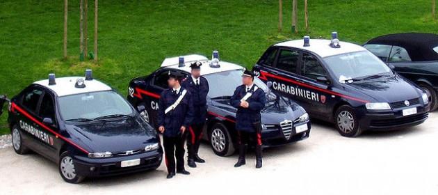 Caserma Carabinieri Dueville Appalto 'Ndrangheta
