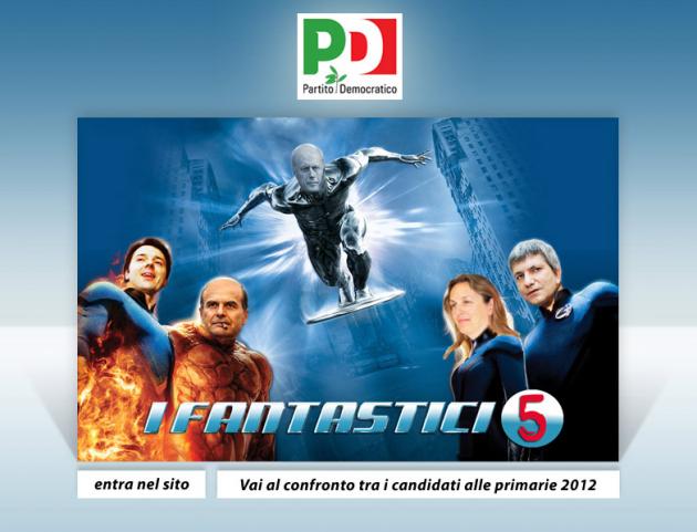 sito ufficiale partito democratico
