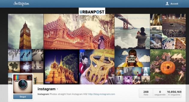 instagram social network