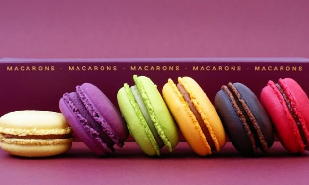 macarons dolci francesi