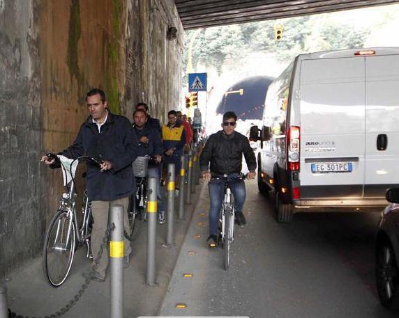 de magistris bicicletta