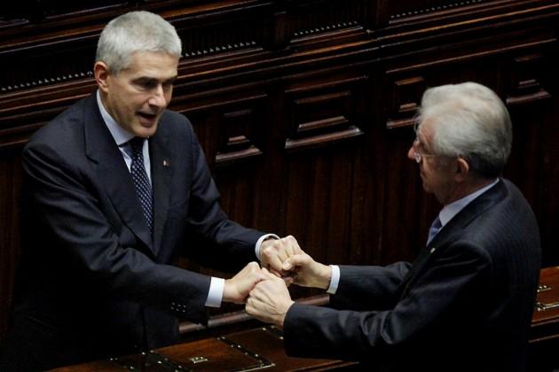 Nasce la Coalizione Agenda Monti