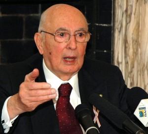 Giorgio Napolitano Consultazioni Dopo Monti