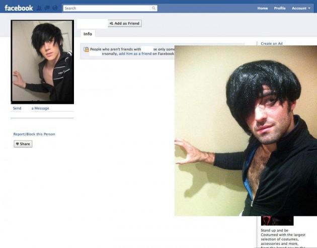 I Prnakster Clonano Profili Facebook