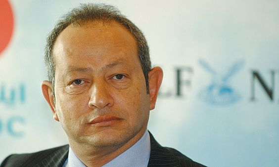 Naguib Sawiris Offerta Telecom