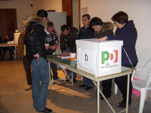 Primarie PD Parlamentari