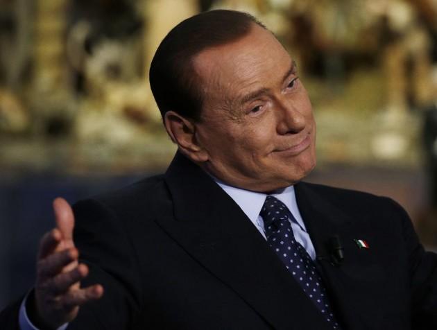 Silvio Berlusconi a Porta a Porta 18 Dicembre 2012