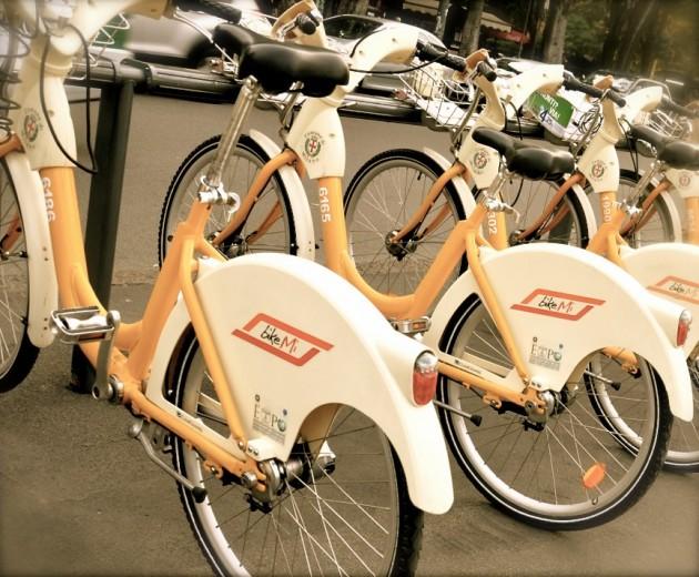 Bike Sharing Milano Nuove Stazioni