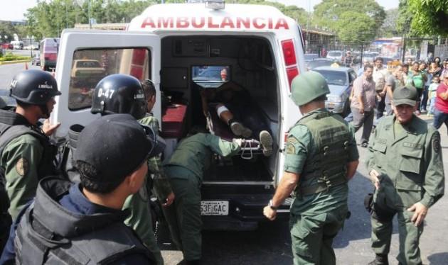 Carcere venezuela