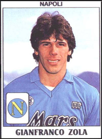 Gianfranco Zola Napoli