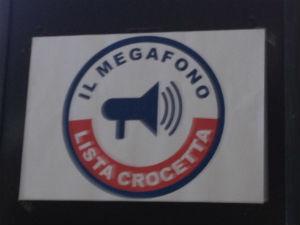 Il Megafono Crocetta Simbolo