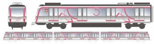 Nuova Metro M5 Inaugurazione