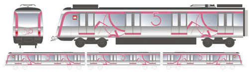 Nuova Metro M5 Milano