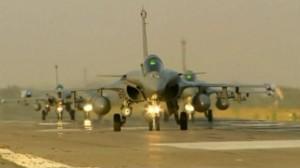 Rafale Bombardamenti Mali