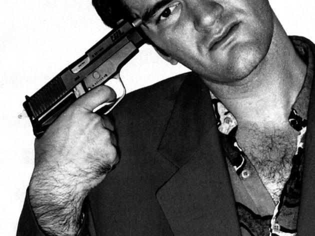Regista Quentin Tarantino