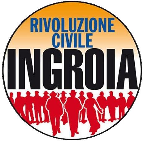 Rivoluzione Civile Ingroia Sondaggi