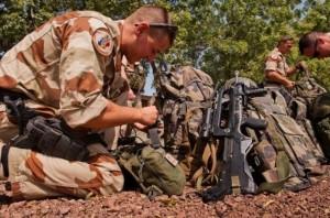 Soldati Francesi Mali