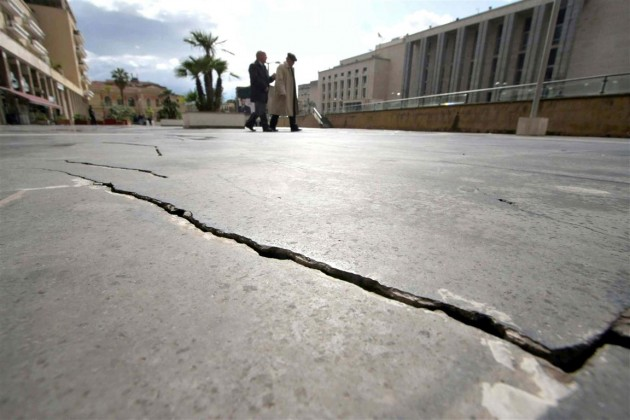 Terremoto Oggi toscana