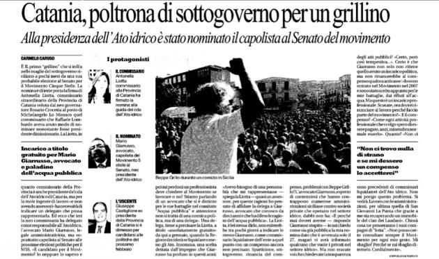Repubblica Caruso Grillo Riotta