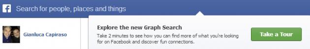 facebook graph search italia