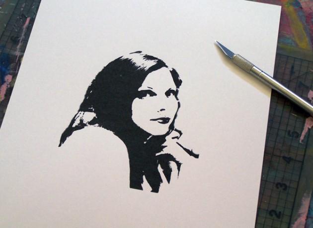 foto stencil