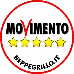 Movimento 5 stelle simbolo