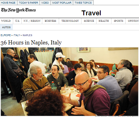 napoli new york times