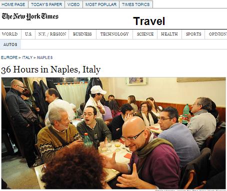 napoli new york times