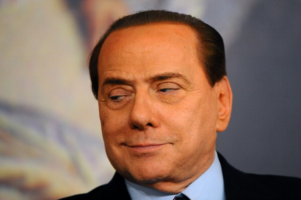 ITALY-POLITICS-BERLUSCONI-FILES