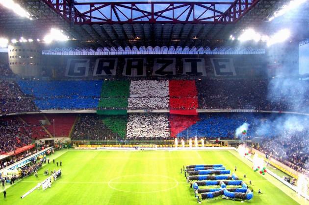 Inter nuovo stadio